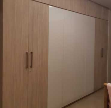 wardrobe design for bedroom